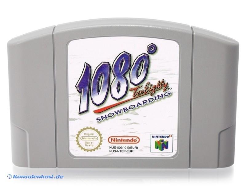 Les-meilleurs-Nintendo-64-n64-jeux-module-Occasion miniature 22