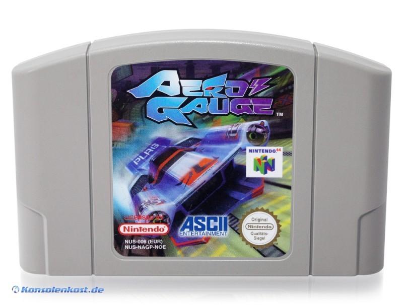 Les-meilleurs-Nintendo-64-n64-jeux-module-Occasion miniature 25