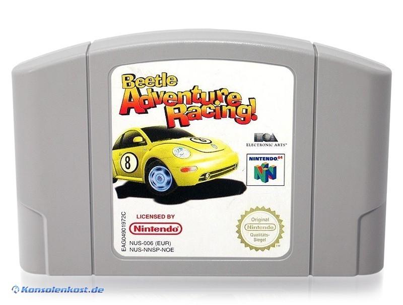 Les-meilleurs-Nintendo-64-n64-jeux-module-Occasion miniature 38