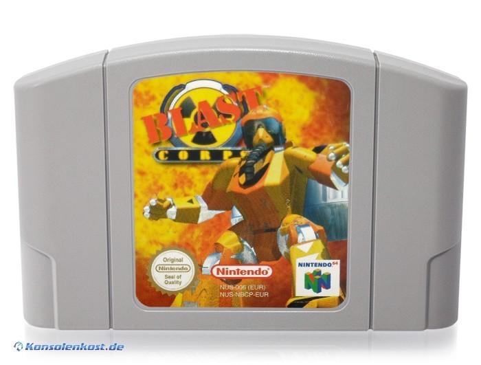 Les-meilleurs-Nintendo-64-n64-jeux-module-Occasion miniature 39