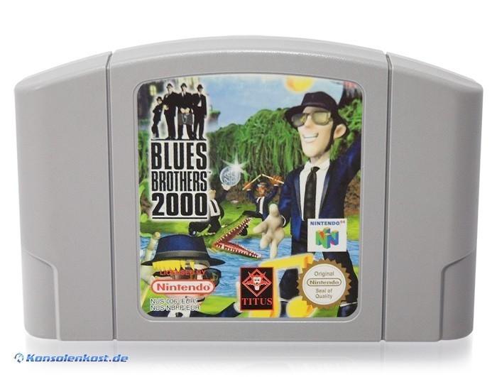 Les-meilleurs-Nintendo-64-n64-jeux-module-Occasion miniature 40