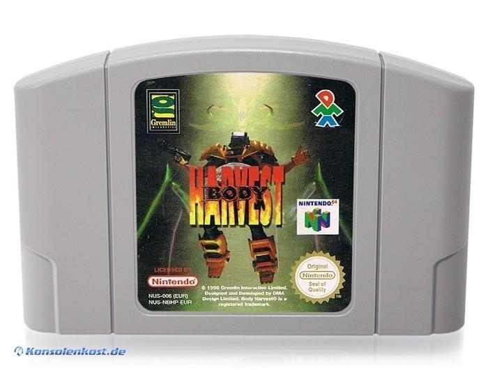 Les-meilleurs-Nintendo-64-n64-jeux-module-Occasion miniature 41